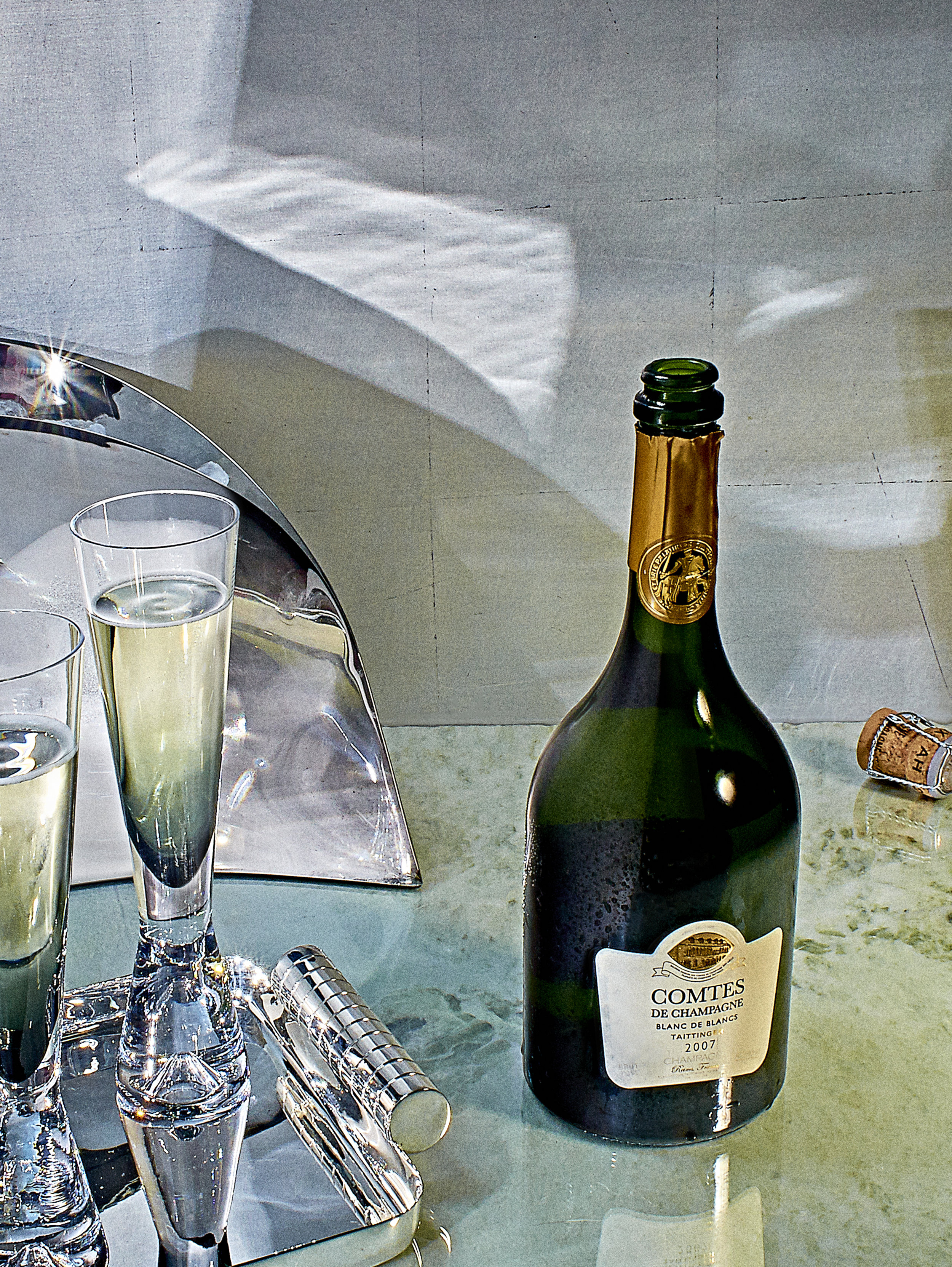 Robb Report Host's Guide - Champagne