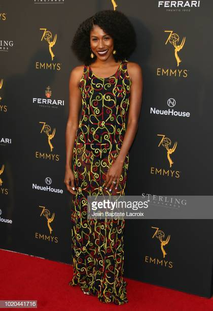 Emmy Nominees' Reception August 20, 2018