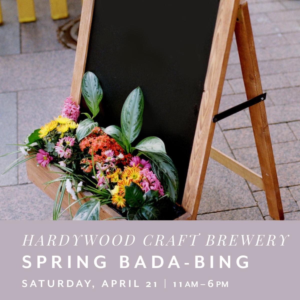 PaperRoseCo at Spring Bada-Bing