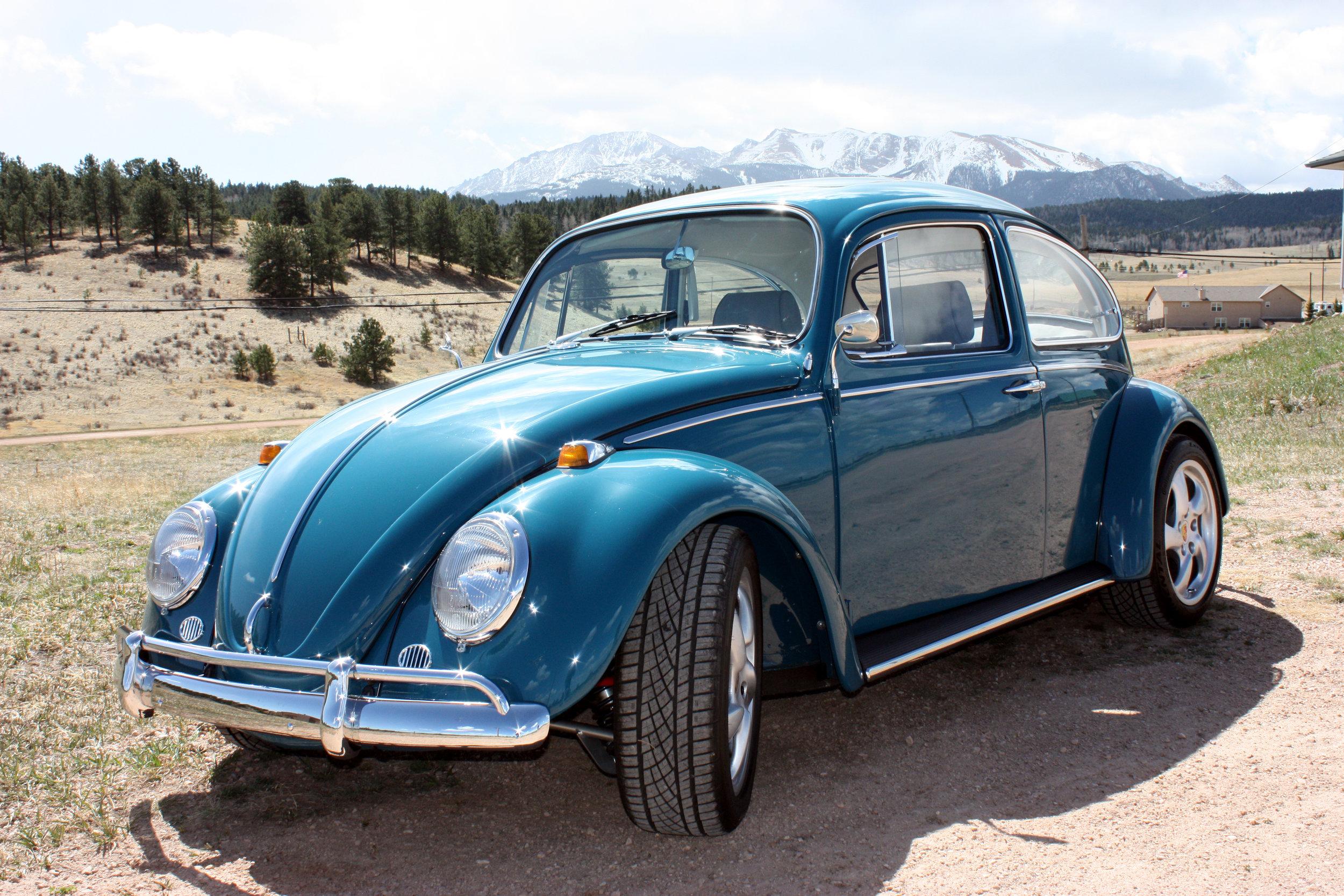 """1965 Beetle - """"Laxative""""  (2017)"""