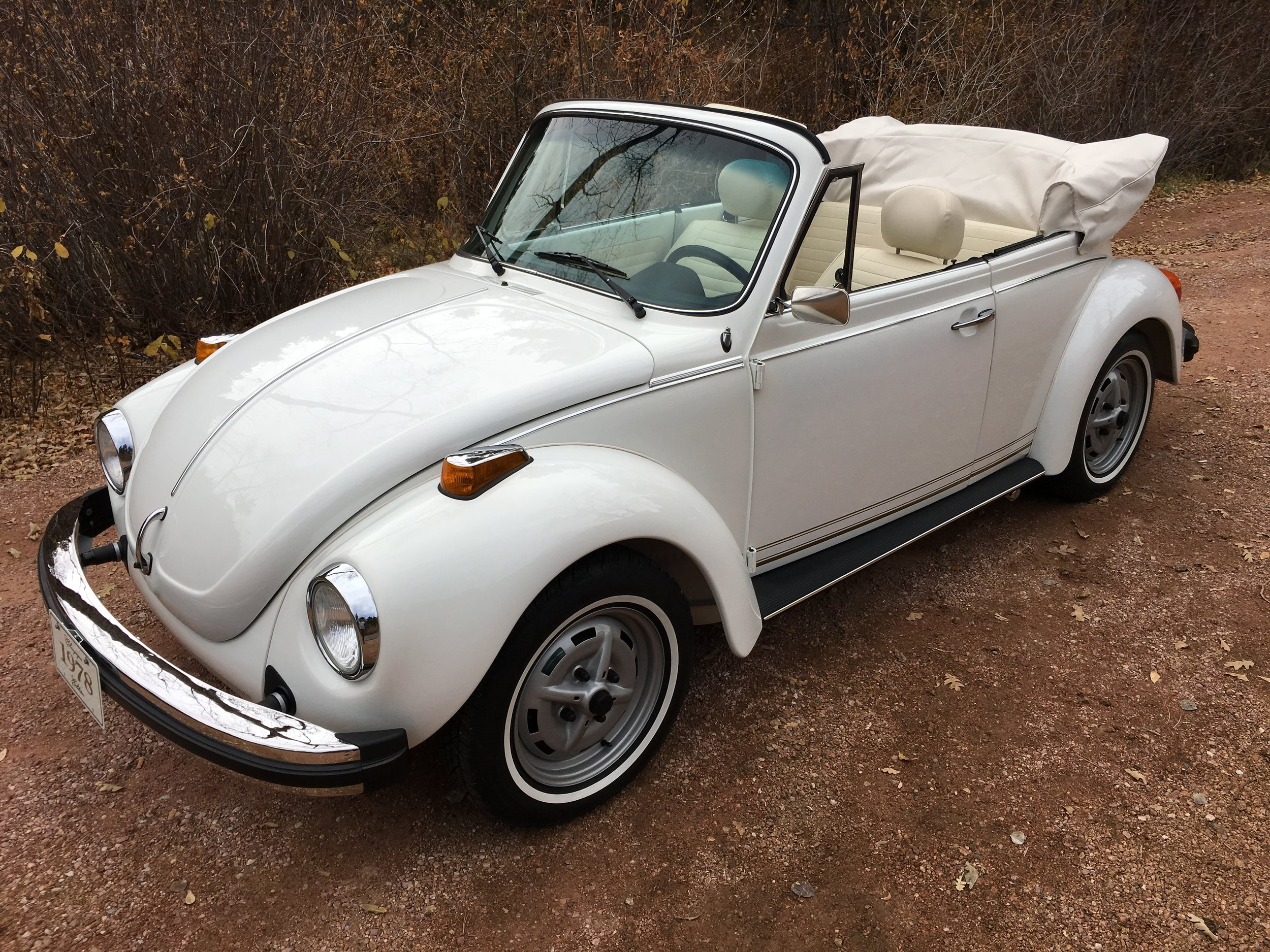 1978 Convertible Super Beetle (2018)