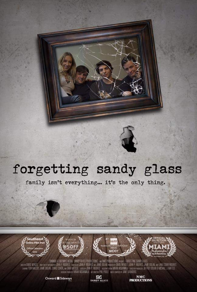 "This summer I had the opportunity to create an original film score for the full length movie Forgetting Sandy Glass. This full length feature just took home an ""Audience Award"" for the DSOFF November 2016 edition and is an official selection of the Miami Independent Film Festival."