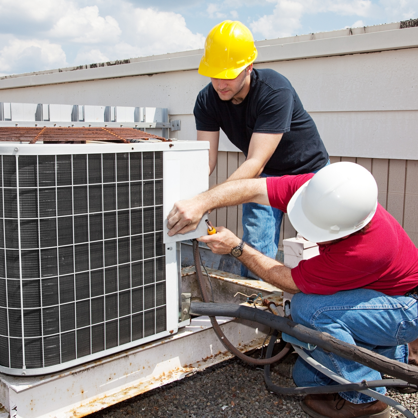 HVAC Refurbishment