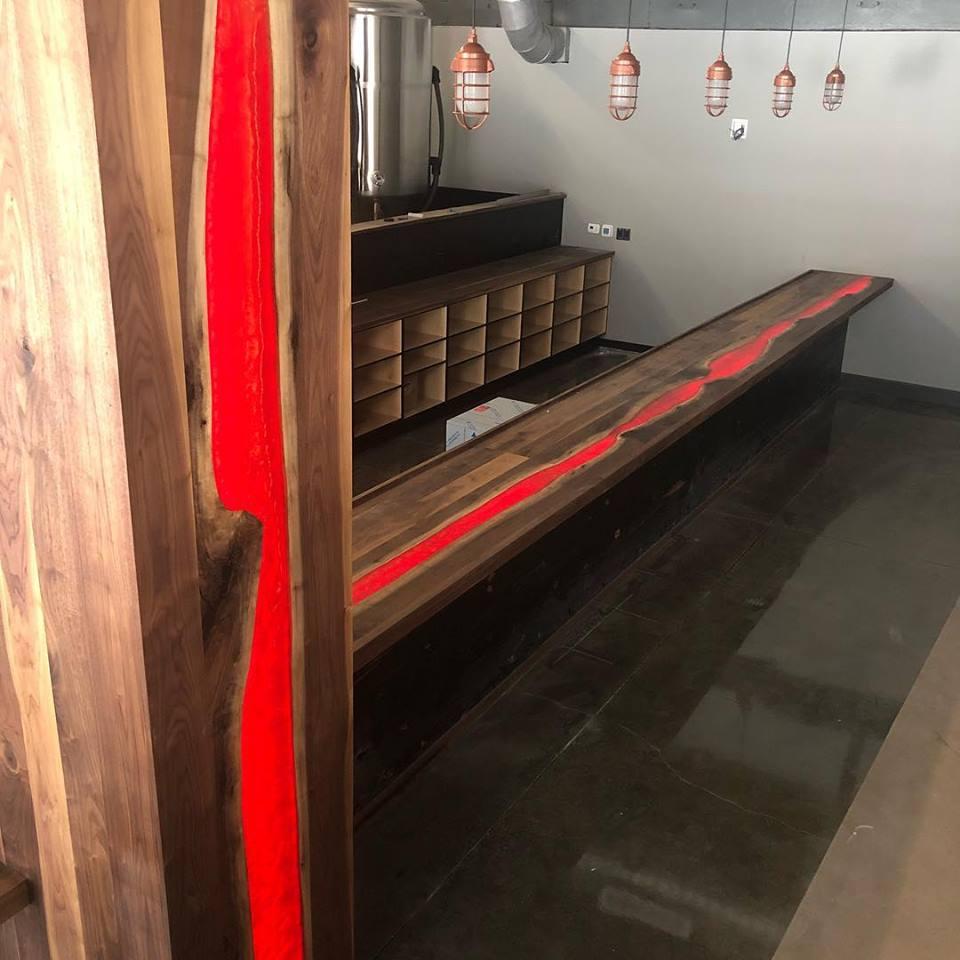 Incendiary Brewing Innovation Quarter, Winston-Salem, NC
