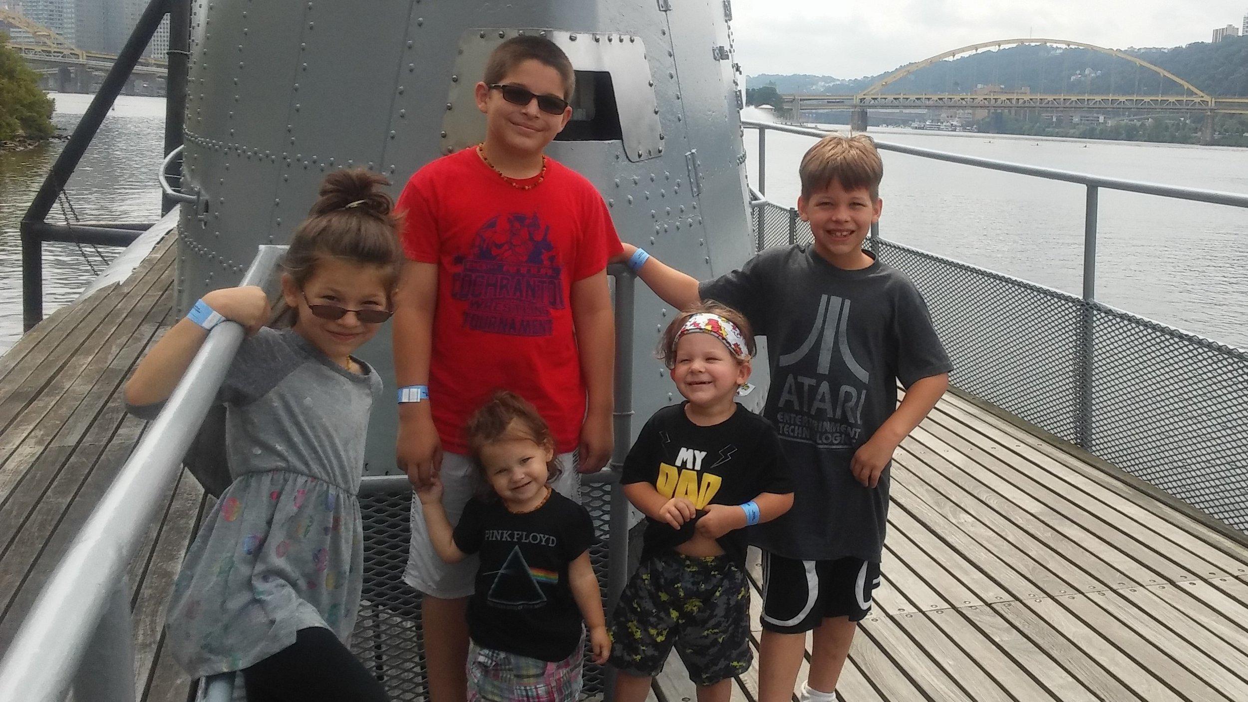Erie PA Family