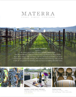 Click for PDF [Very Napa Valley ad]