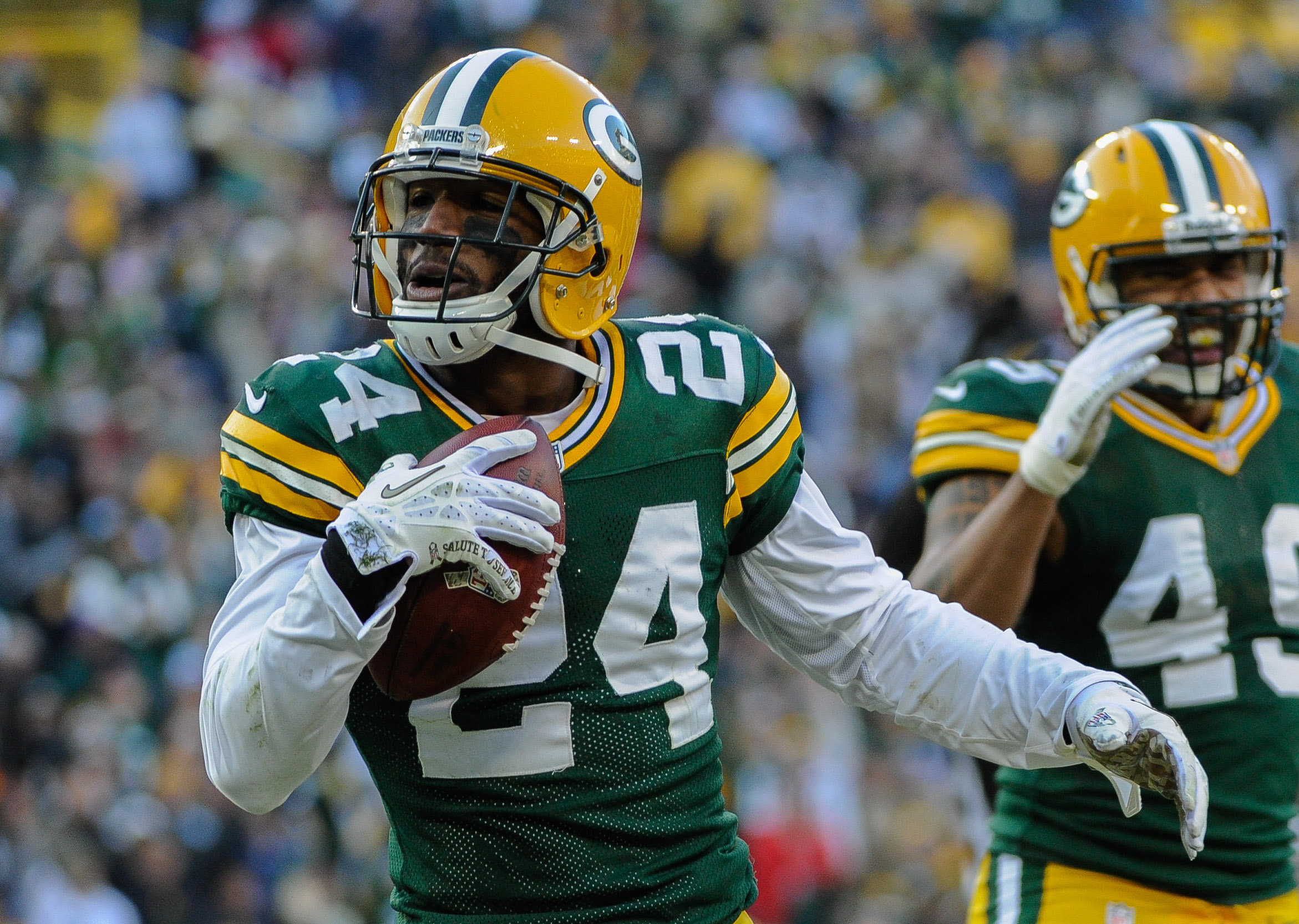 Jarrett Bush could again be in a battle for a roster spot. Will he win out again?