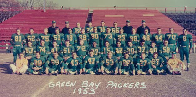 packers green pants