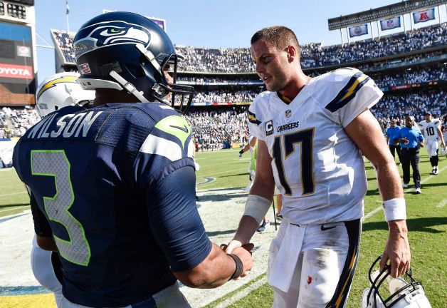 Rivers and the Chargers took down Seattle in Week 2. Can the Packers do the same?
