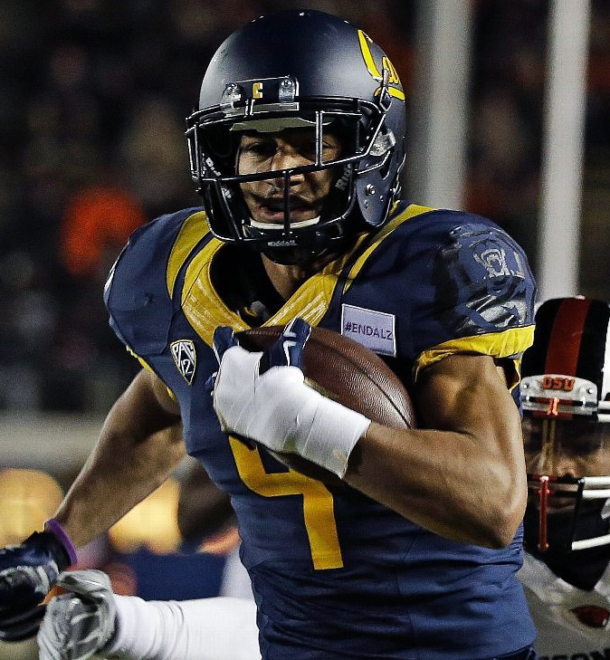 Trevor Davis finished his 22 games at Cal with eleven catches over 30 yards, seven grabs over 50 yards and four kick returns over 40 yards.