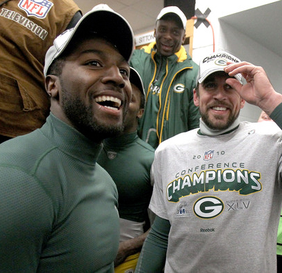 Greg Jennings' contributions in the 2010 playoffs helped Green Bay win a Super Bowl. What happened between him and Aaron Rodgers?