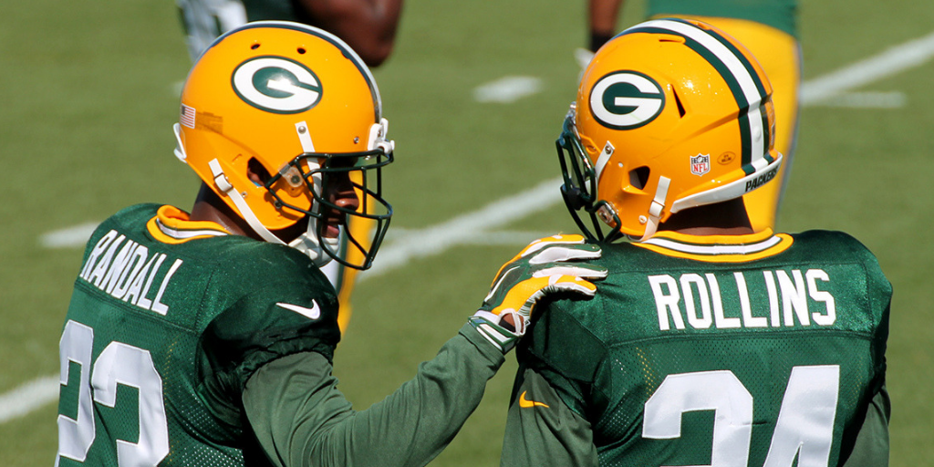 Damarious Randall and Quinten Rollins were supposed to stabilize the secondary for years. Instead, their departure left the Packers scrambling for depth.