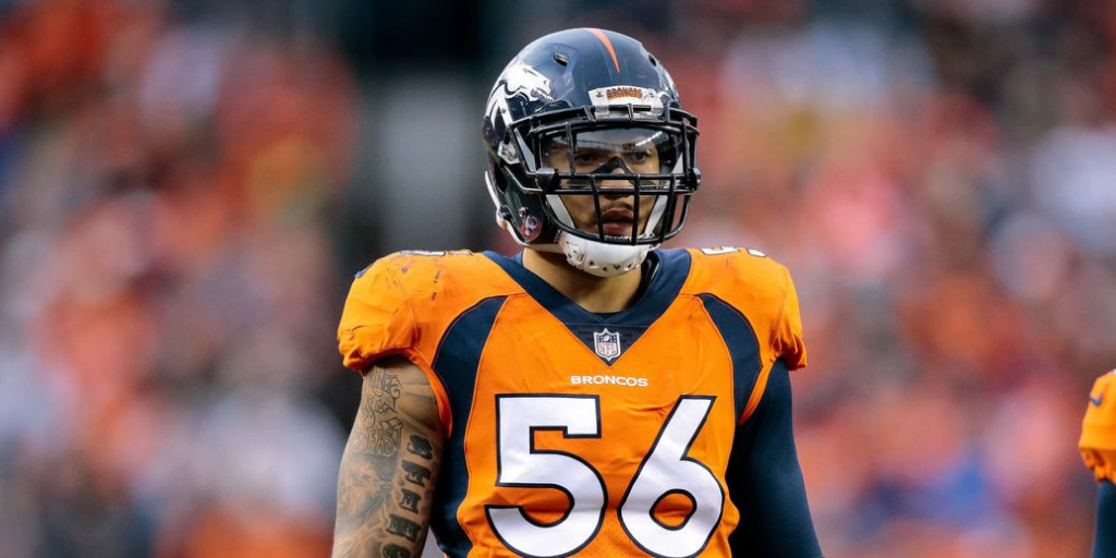 Denver OLB Shane Ray was a rumored offseason trade target, but a slow start and injuries have probably scuttled that idea.