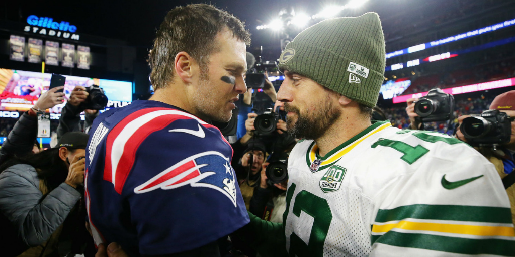 The Patriots' depth proved to be a significant difference in the matchup between two great quarterbacks.