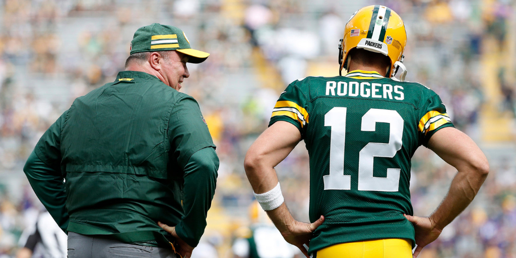 Mike McCarthy had great success in Green Bay, but diminishing returns and a reportedly fractured relationship with Aaron Rodgers led to a quick end.