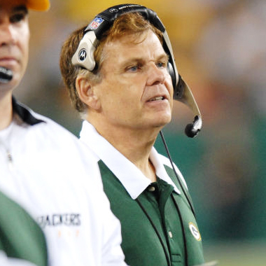 Director of research  Mike Eayrs  joined the Packers in 2001 and retired after the 2014 season.