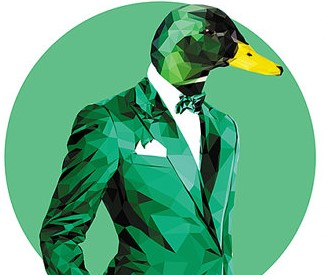 DAPPER DUCK?....HAS NOTHING TO DO WITH THE POST I JUST LIKE THE CONCEPT