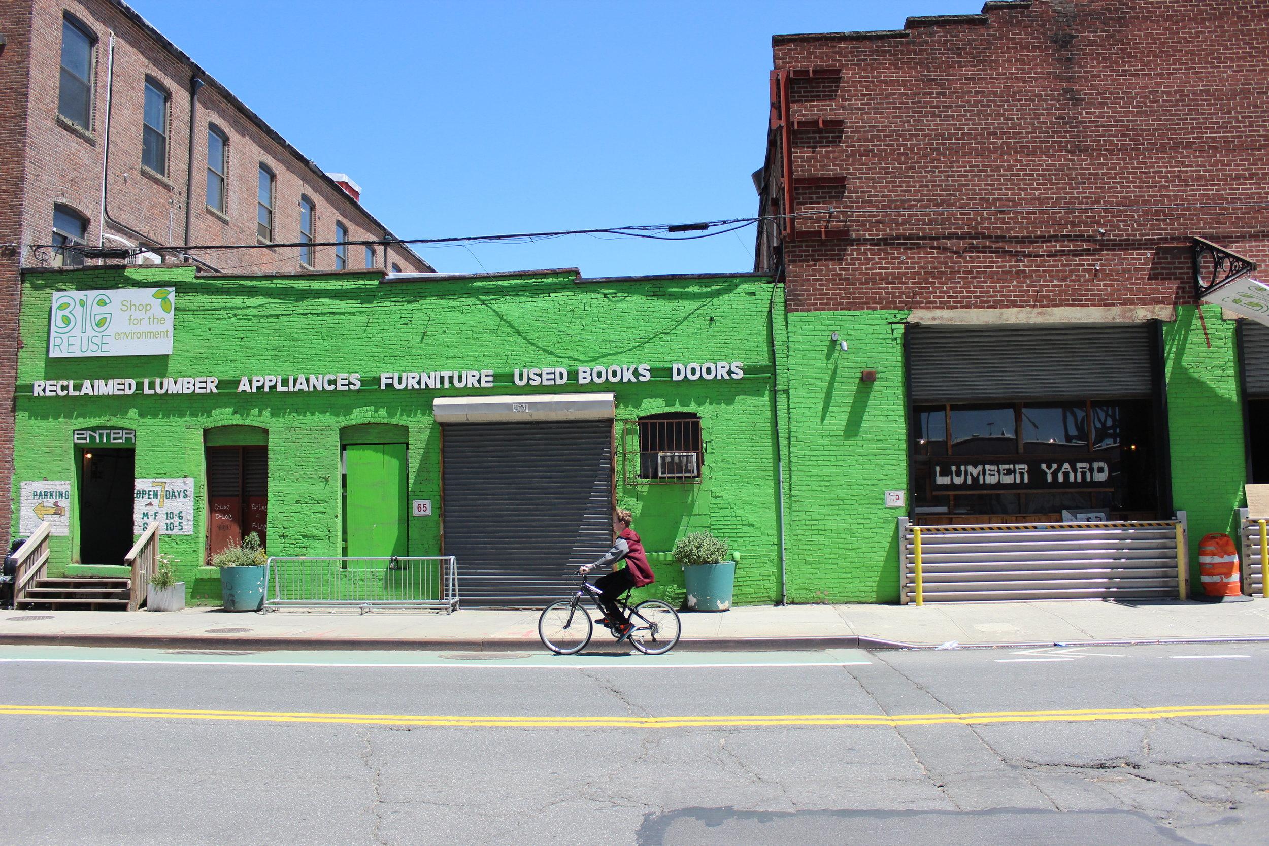 build it green aka big reuse in gowanus