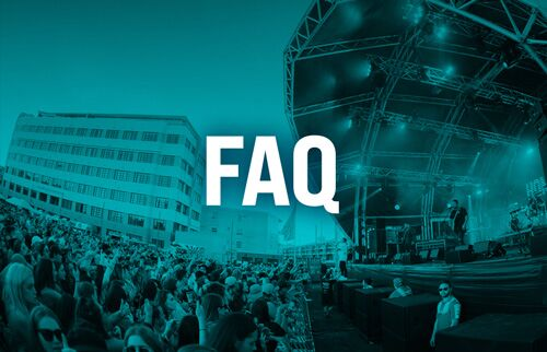 Have you got some questions about the event? Click the image to find out more information and plan your day.