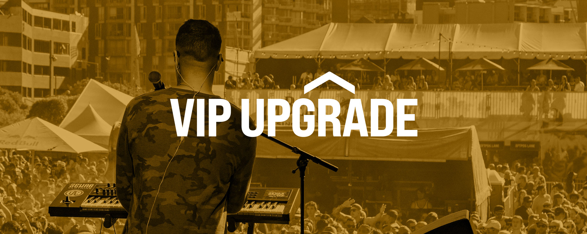 Sign up to our mailing list to be in the know about all of our competitions and get yourself in the draw for a VIP upgrade!