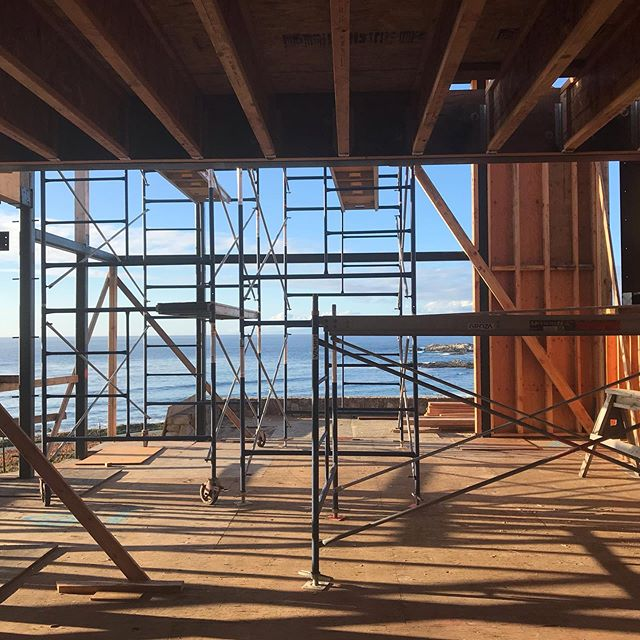 New project in the gorgeous dunes on Signal Hill #PebbleBeach