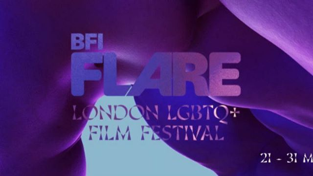 I did some simulations for @studiomoross as part of an ident for #bfiflare 🌈 . . . . #3D #simulation #bfi #filmfestival #houdini #animation #octanerender