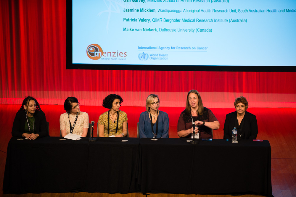 Speakers from Concurrent Session 3.2 - Psychosocial Care