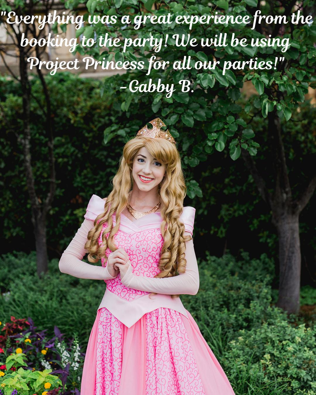 Sleeping Beauty Princess Aurora