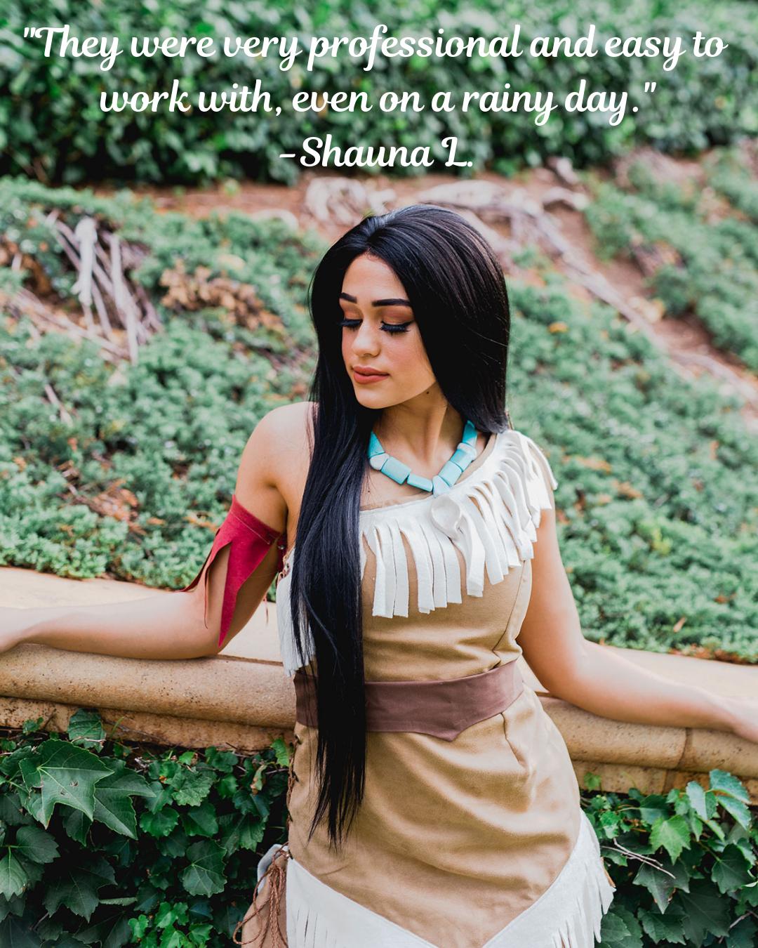 Pocahontas Party