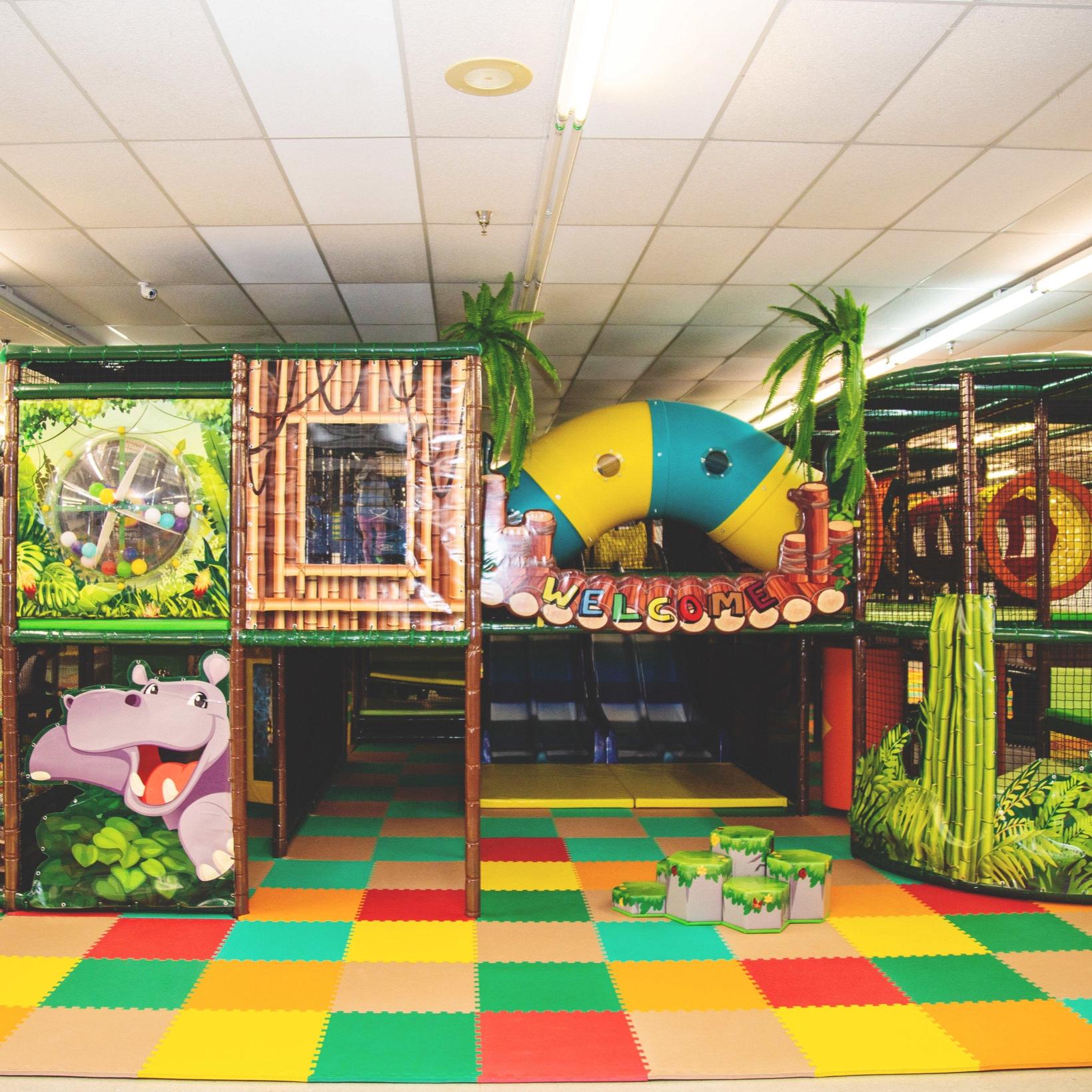 Playbox+Indoor+Playland