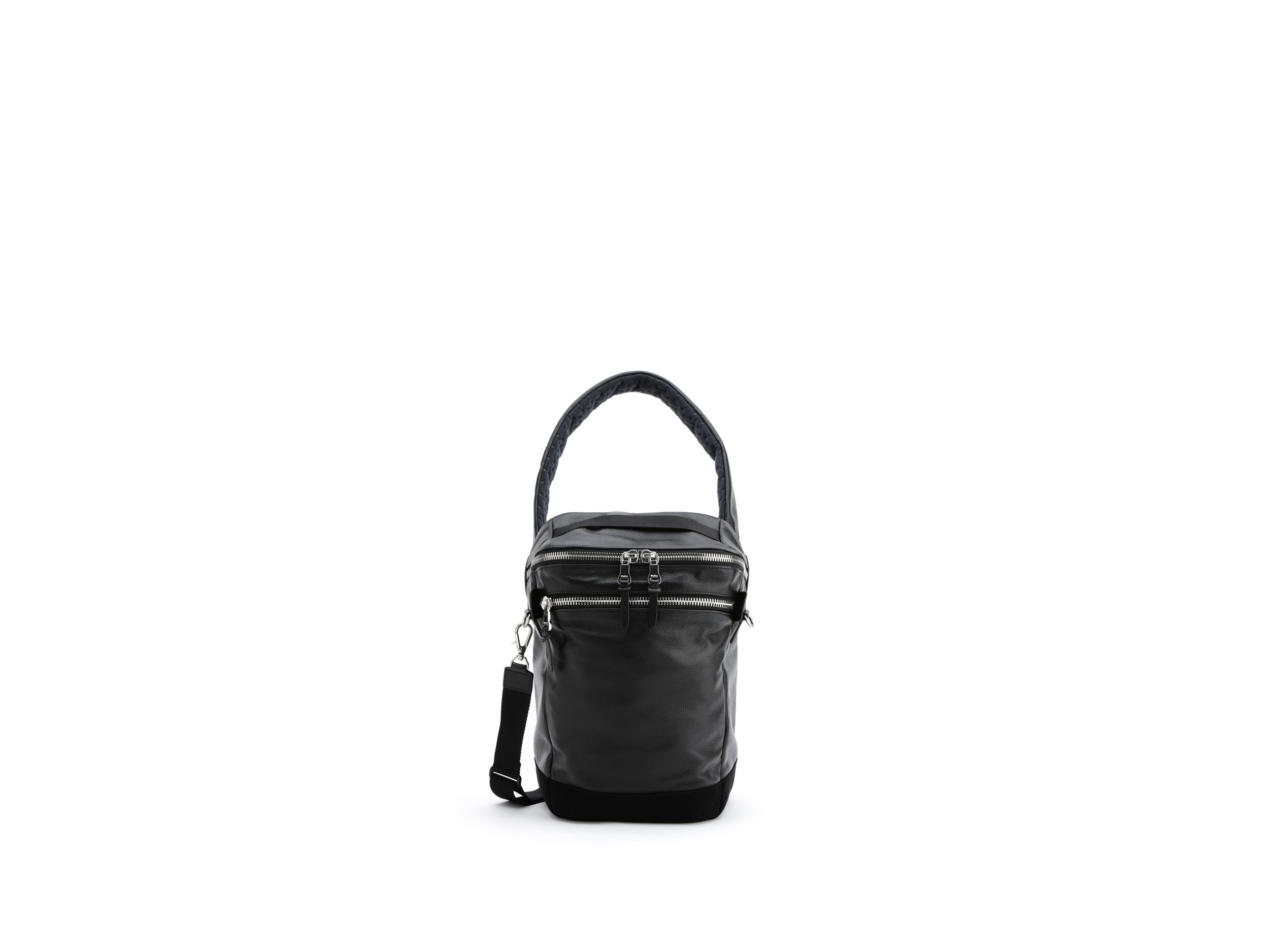 UELI W:250 H:380 D:140 mm JPY 65,000 + TAX BLACK
