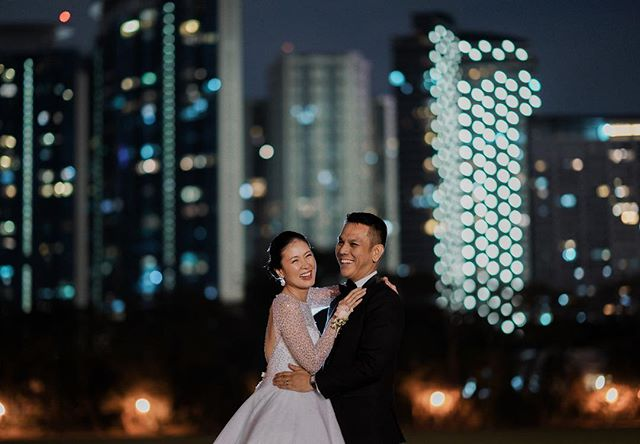 These two have a kind of love and connection no one can deny. It was very evident from the moment we walked in until the very end of their wedding reception. Congratulations again on your special day Ton and Nika! Cheers to your marriage! 🥂  @macoute.45 @marianika  #cheerstonika #veluzbride  Makeup @jasminemendiola Gown @veluzbride  Video @treehousestory Coordination @joedseeevents  Styling @gary_mindworks @the.floralist