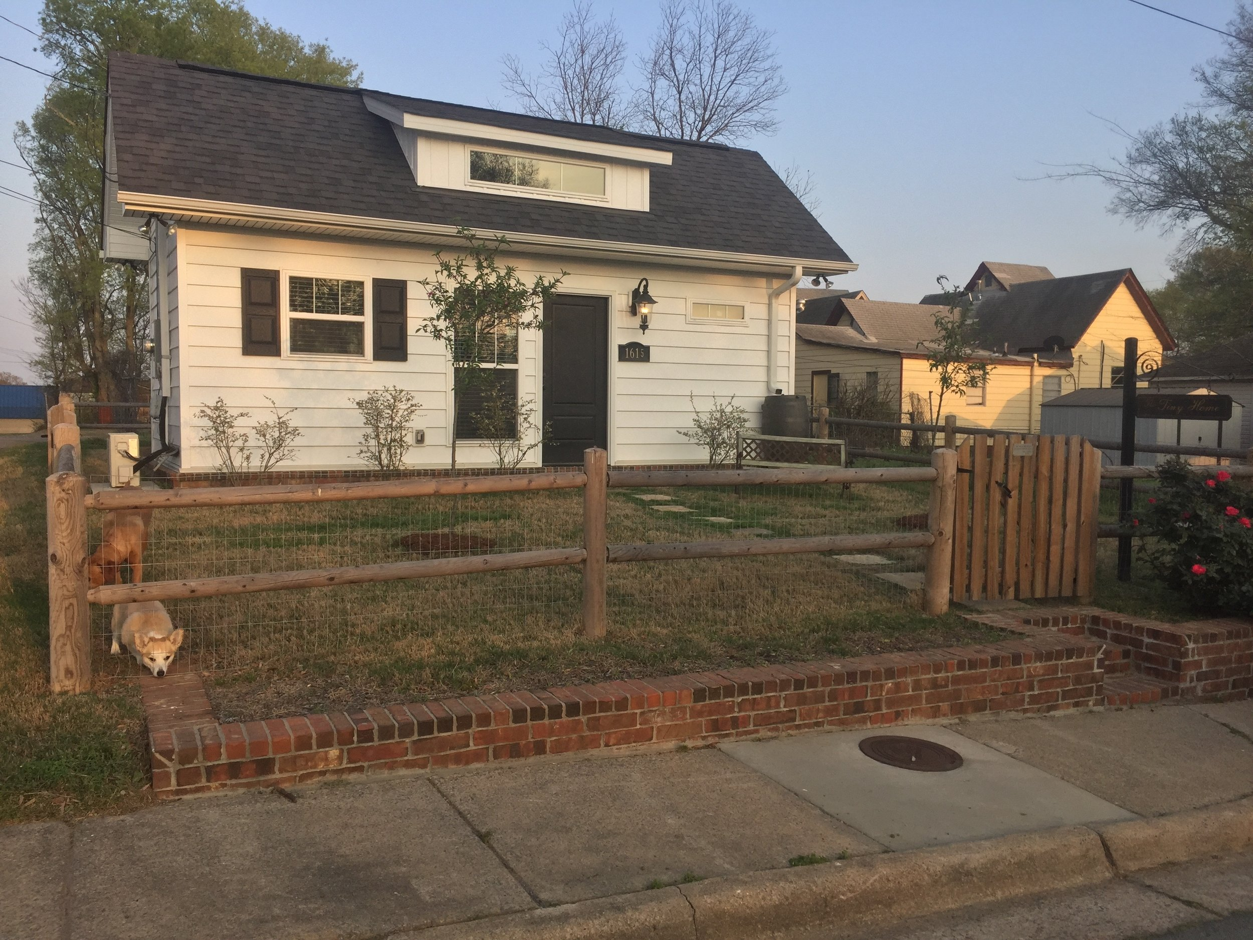 Tiny House Airbnb Little Rock, AR
