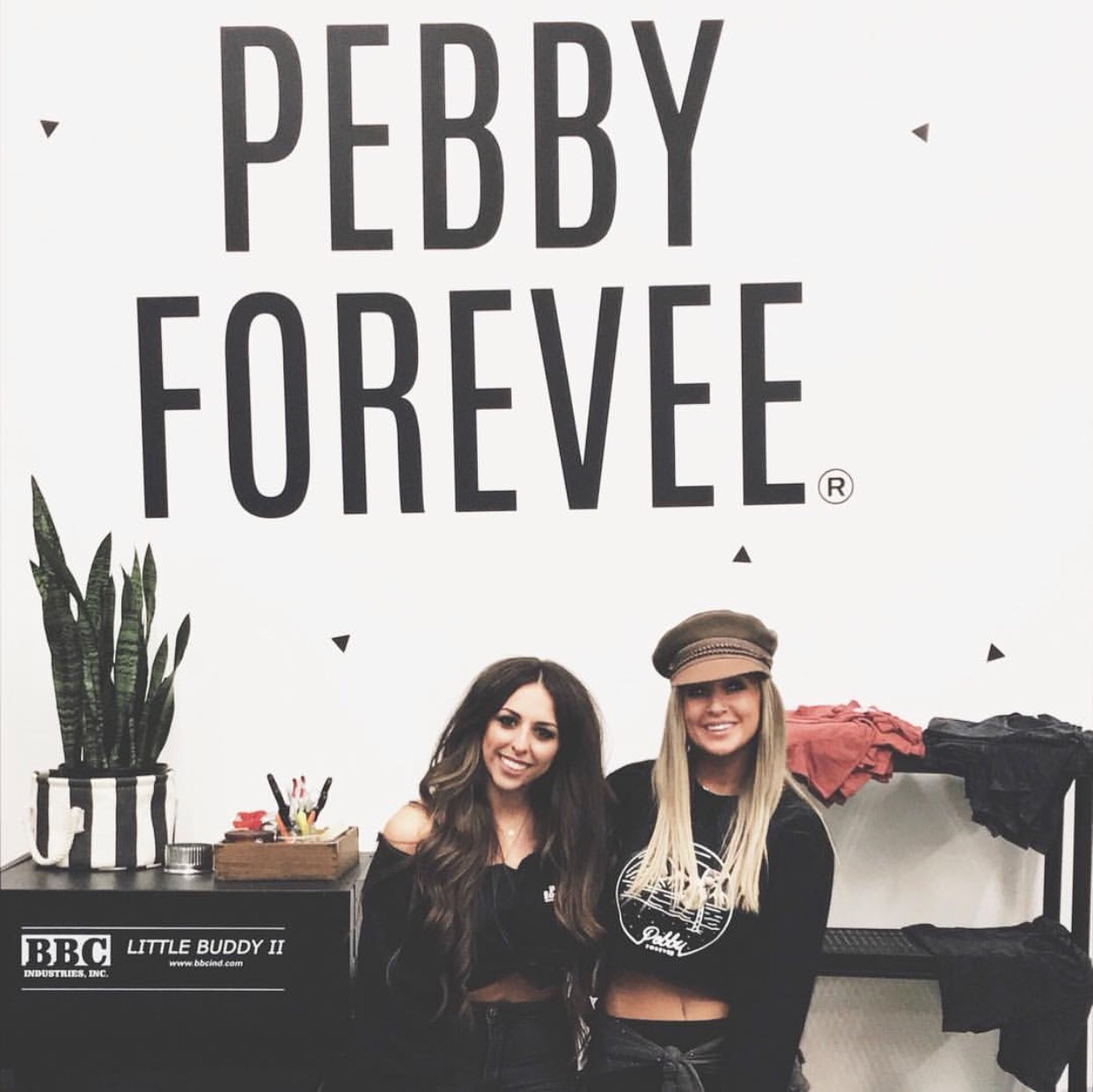 picture from Pebby Forevee Instagram (click photo to go to the post!)