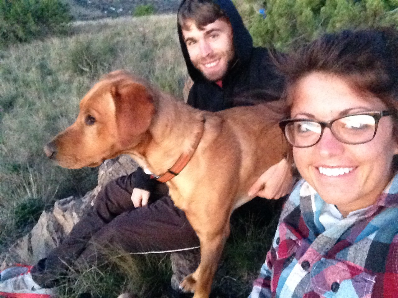 Watching the sunrise while primitive camping on top of a mountain at Davis Mountains State Park 2015. I took work phone calls from on top of a mountain!