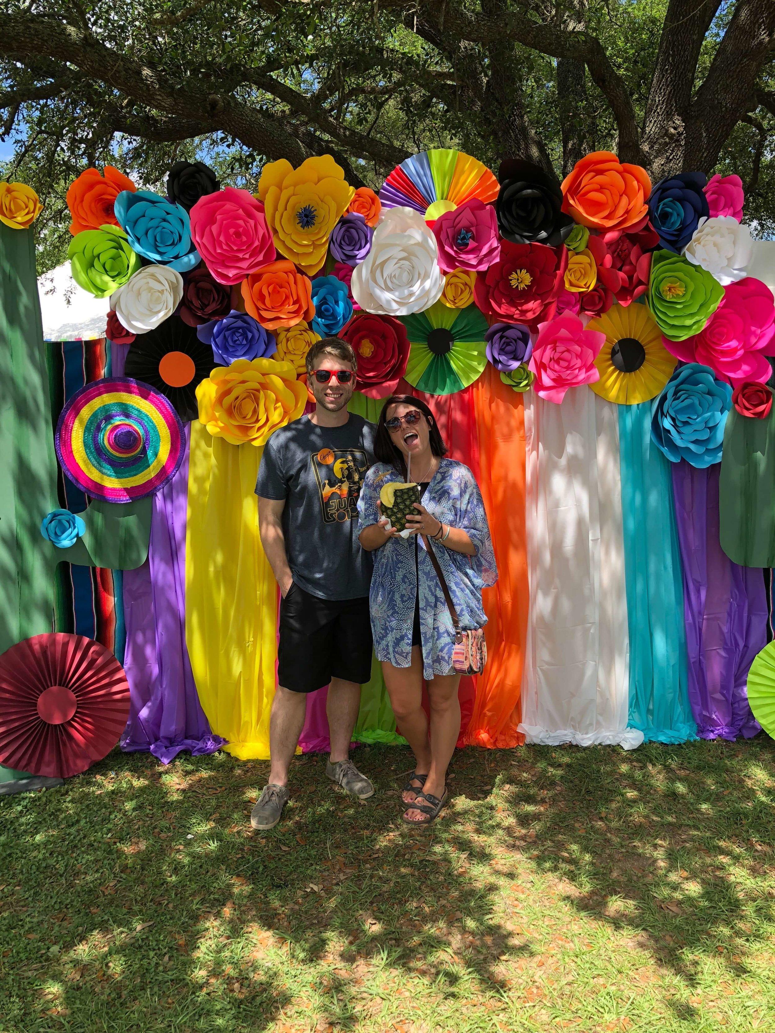 - -Tacos & Margarita Festival in Spring, TX