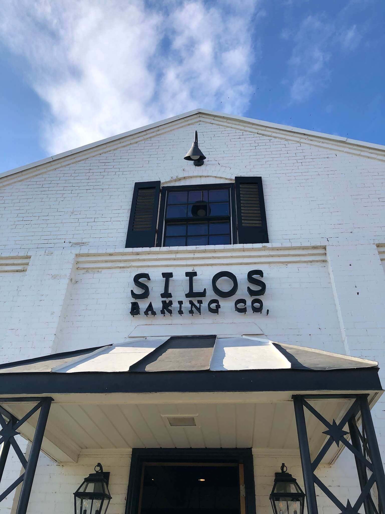 - When you're at the Silos you obviously have to check out the Silos Baking Co. If you've never been inside the bakery, brave the line. Or head to the food truck area where you will find Silos Bakery goods for sale, too! Every Silos cupcake I've had has been amazing, but hands down my favorite one has been the Lavender-Lemon cupcake. My mouth is watering just thinking about it!