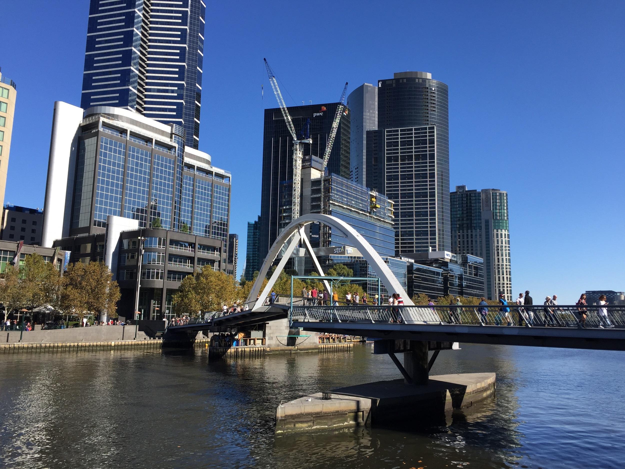 Yarra River Boat Tour
