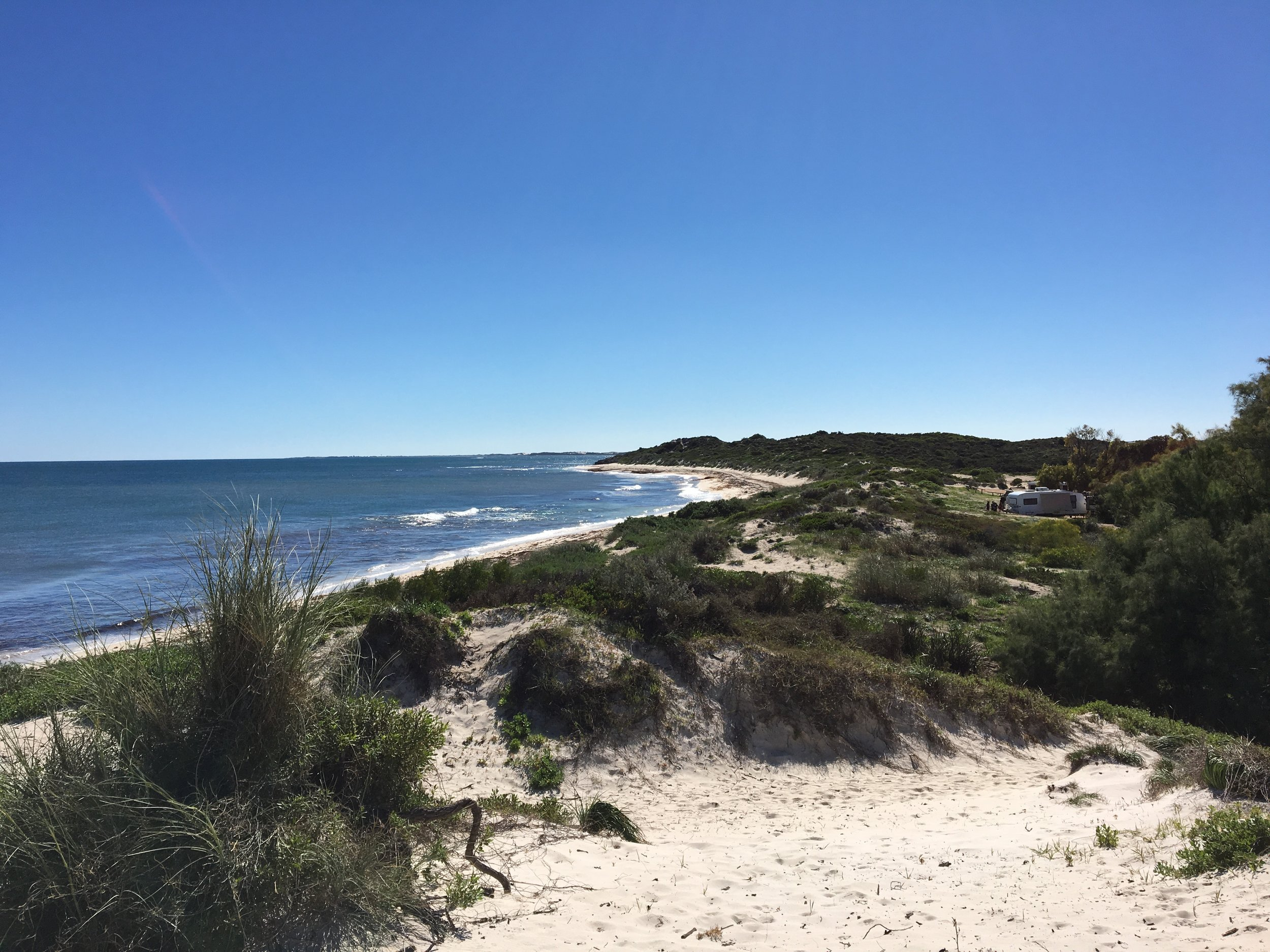 Sand dunes and dreamy beaches