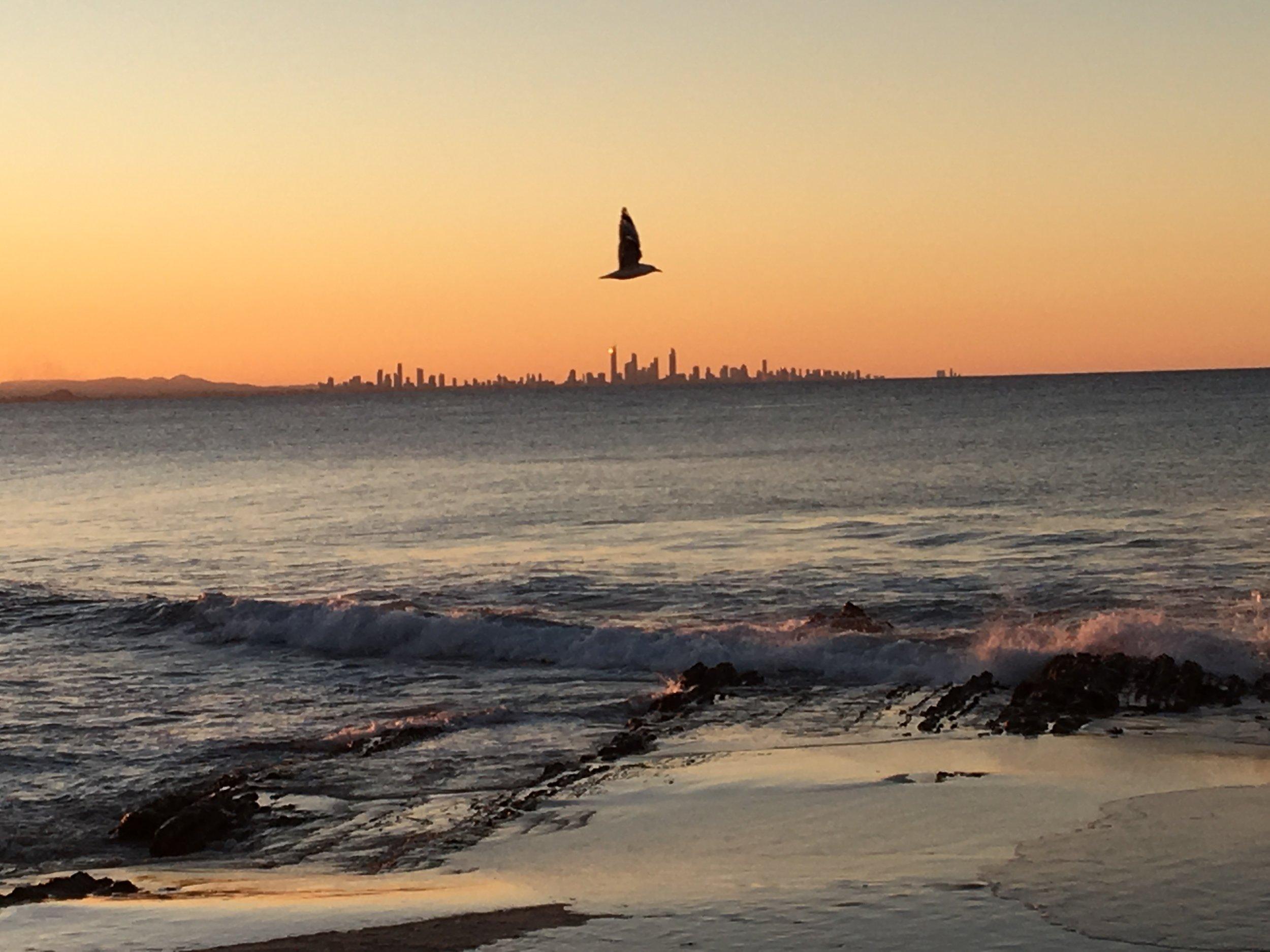 Sunset Gold Coast
