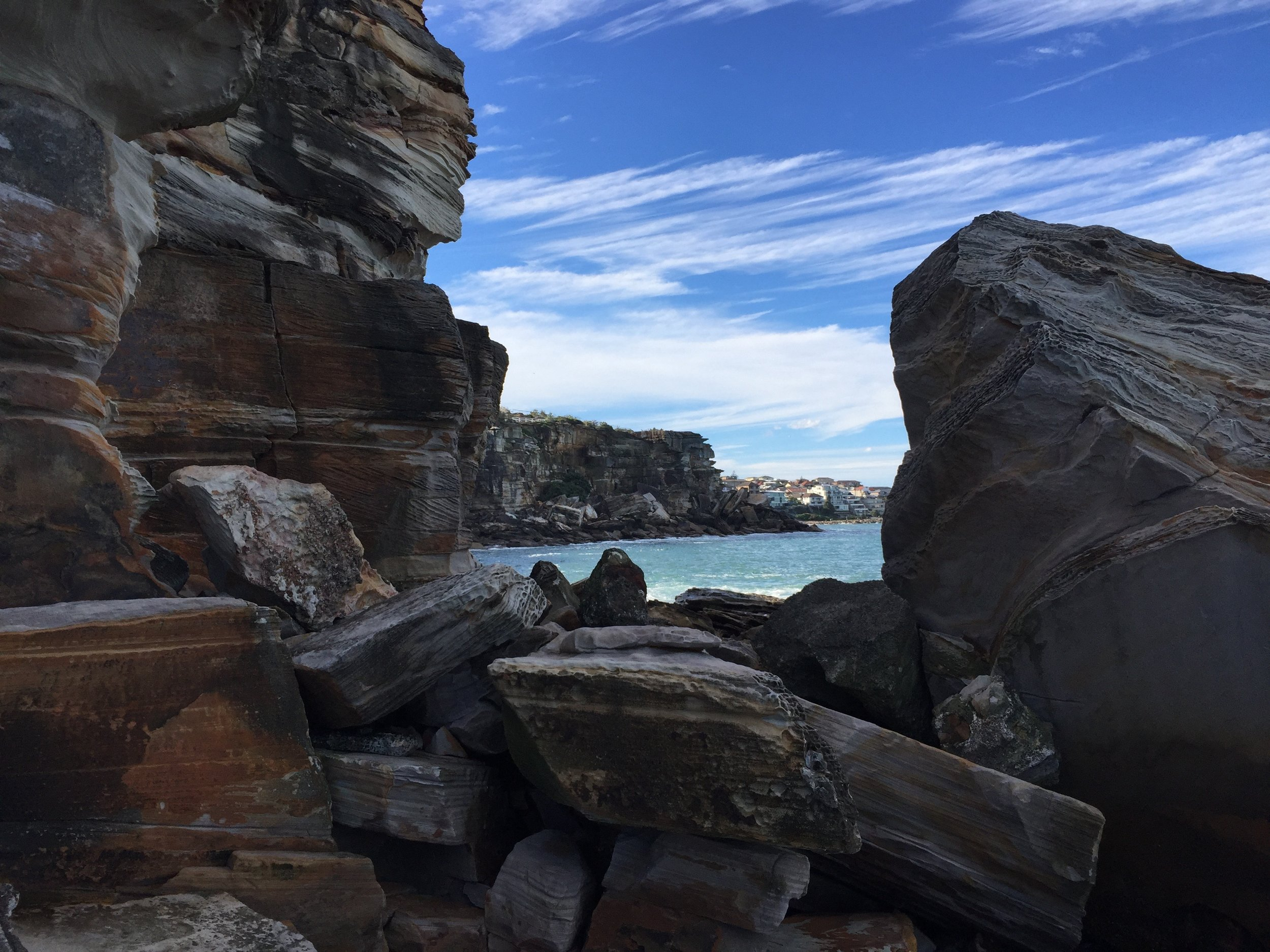 Costal Walk Coogee to Bondi Beach