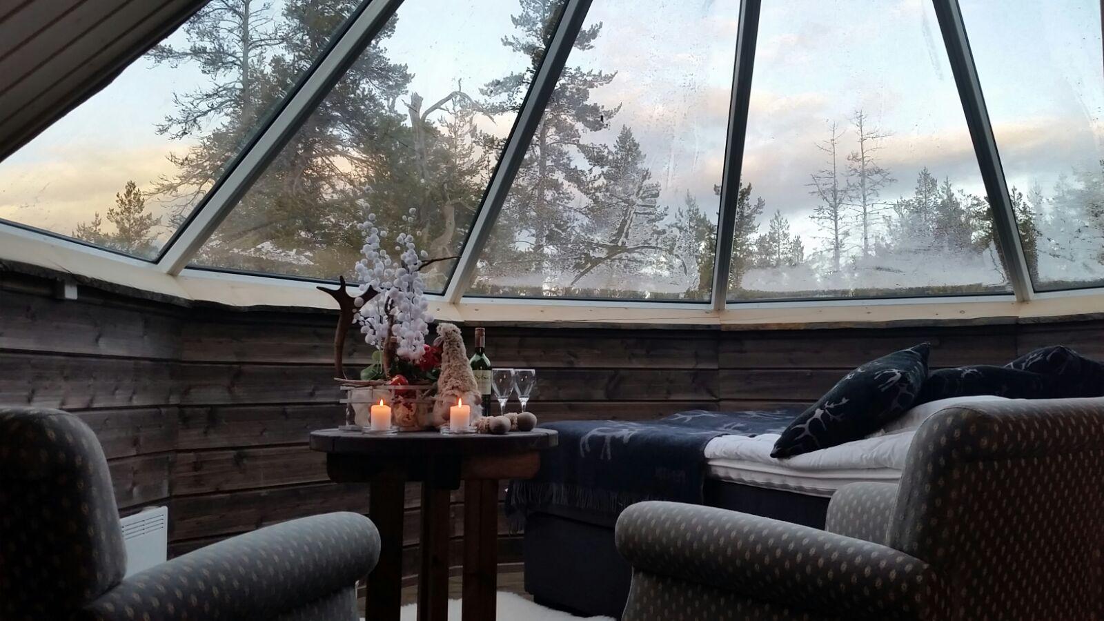 Muotka Aurora Cabin