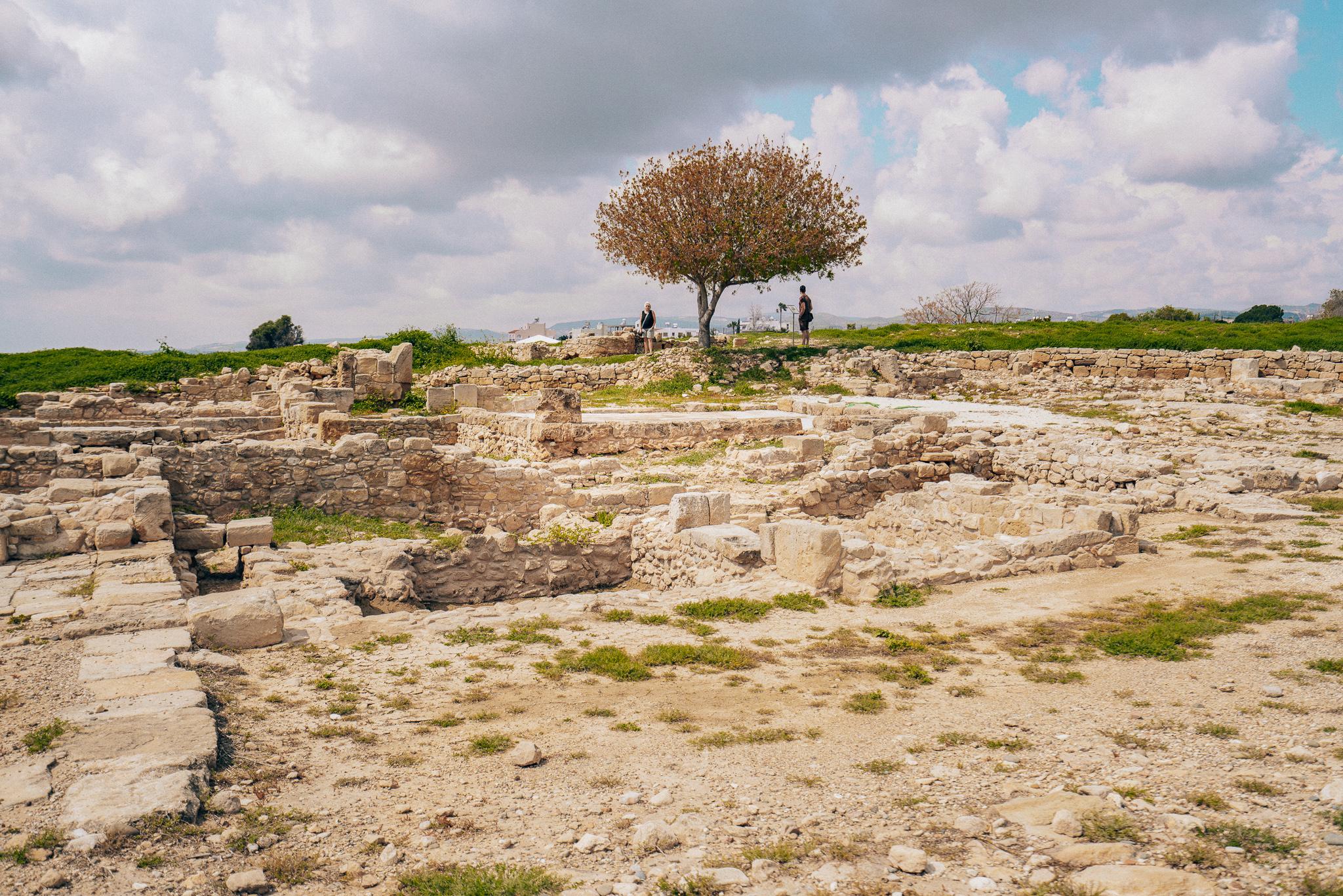 Kouklia Sanctuary of Aphrodite at Palaepafos
