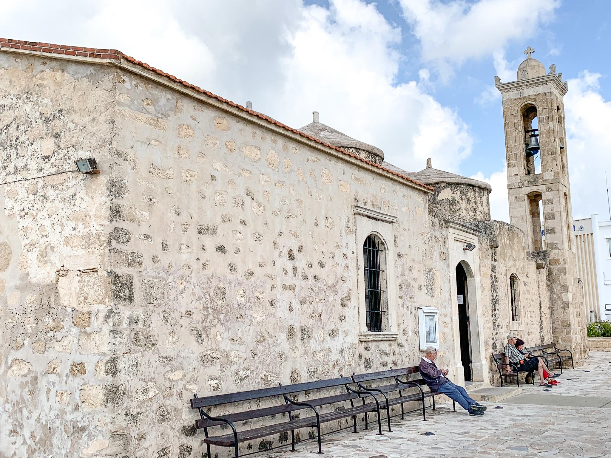 Geroskipou church