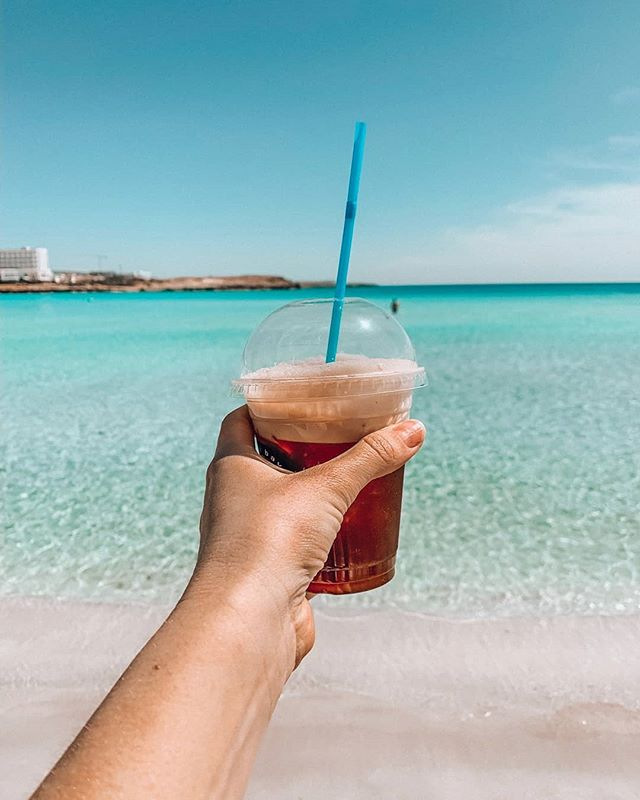 Is there anything you need? My favorite summer vibes 💦✌️ #nissibeach #cyprus #coffeelover #visitcyprus ~*~ ~*~ ~*~ #travel #Travelgram #traveling #Travelphotography #travelling #travelblogger #traveler #traveller #travelingram #traveltheworld #travelblog #travels #traveladdict #travellife #travelphoto #travelpics #traveldiaries #travelbug #TravelAwesome #travelpic #travelers #travelstoke #travelgirl #traveldiary #traveldeeper