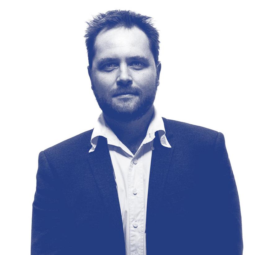 Bradley Melvin -  Leadership Team/Senior Graduate Architect