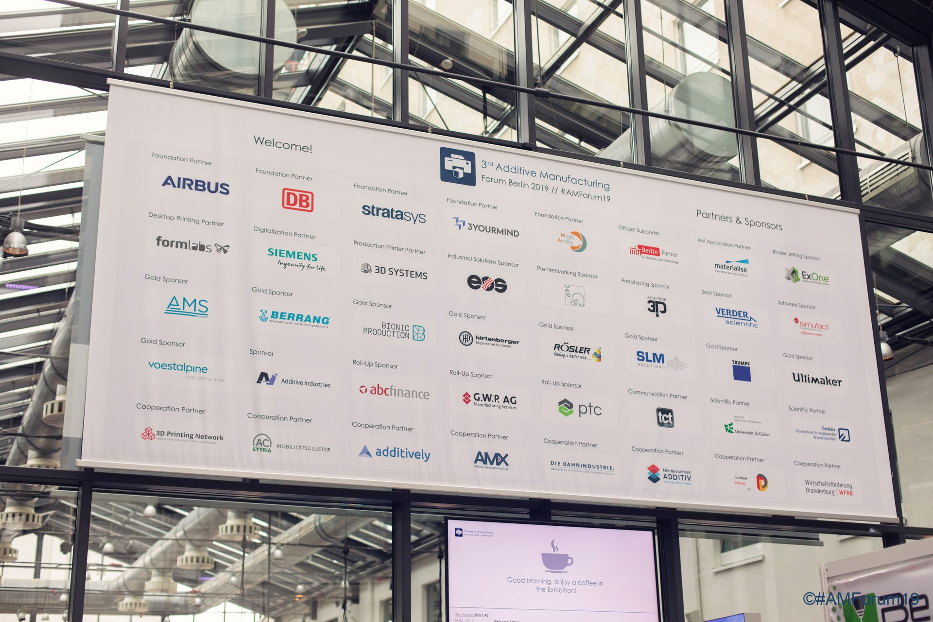 D Printing Exhibition Germany : 4th additive manufacturing forum 2020