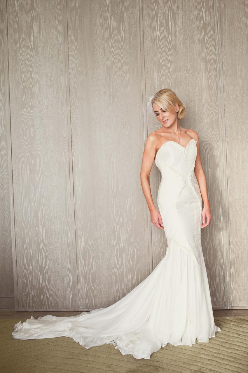 Claudia Savage Bridal - Belinda
