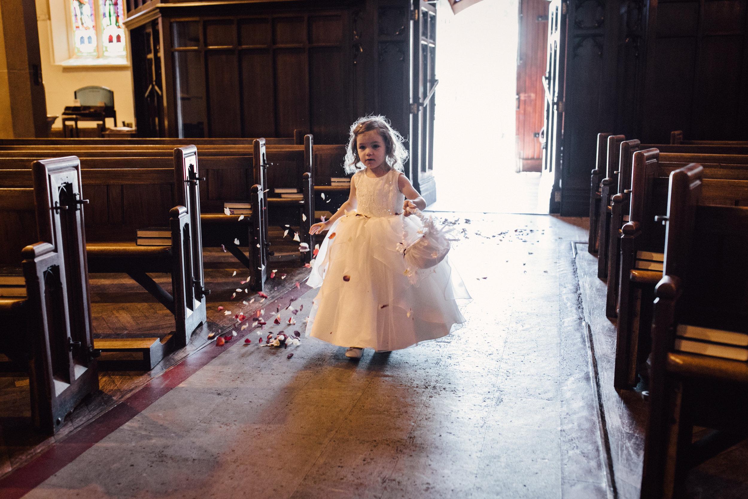 Claudia Savage - Flower Girl Dress
