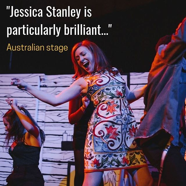 YEAH SHE IS. Tickets are selling fast for our last week so don't miss out - link in bio 🍾🍾🍾 #thejesusyplay #melbournefringe @melbfringe